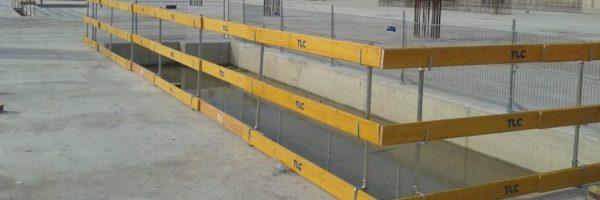 Bezpieczeństwo na budowie – dlaczego należy zabezpieczać krawędzie?