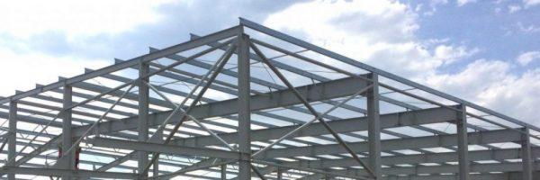 Hala stalowa, budynek tymczasowy – przegląd konstrukcji stalowych