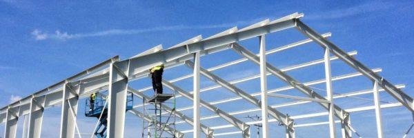 Konstrukcje przemysłowe – rodzaje i technologia