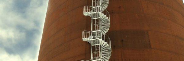 Zainspiruj się! Czyli o schodach spiralnych zewnętrznych słów kilka