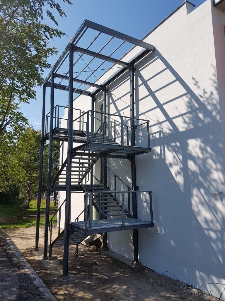 klatka schodowe