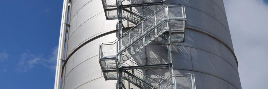 NORDWELD – GRUPA TLC buduje zbiorniki w Brazylii