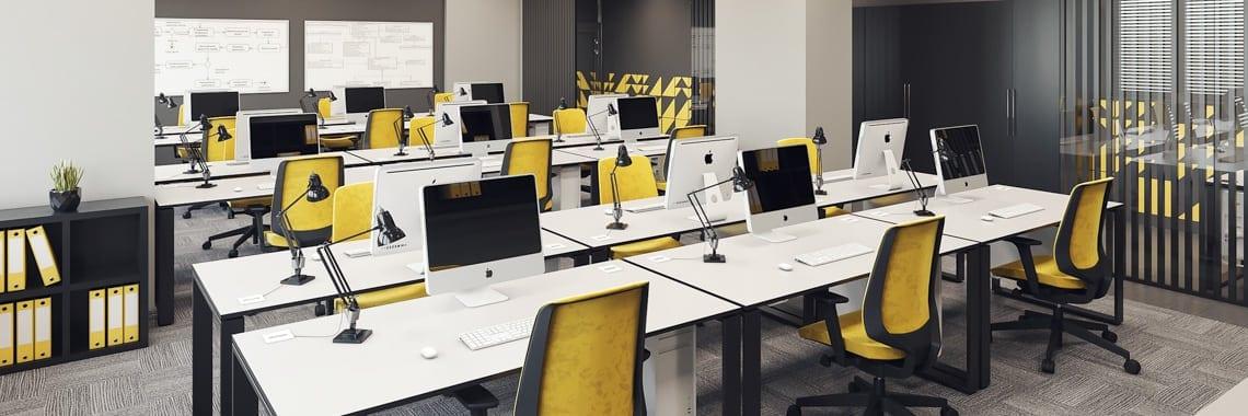 Nowe biuro konstrukcyjne w siedzibie TLC Gorlice