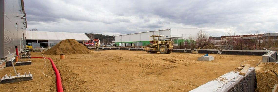 Rozbudowa hali produkcyjnej TLC Gorlice