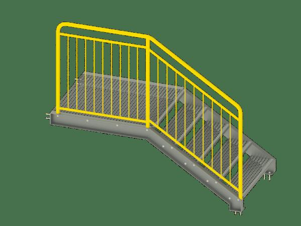 Balustrada bezpieczna