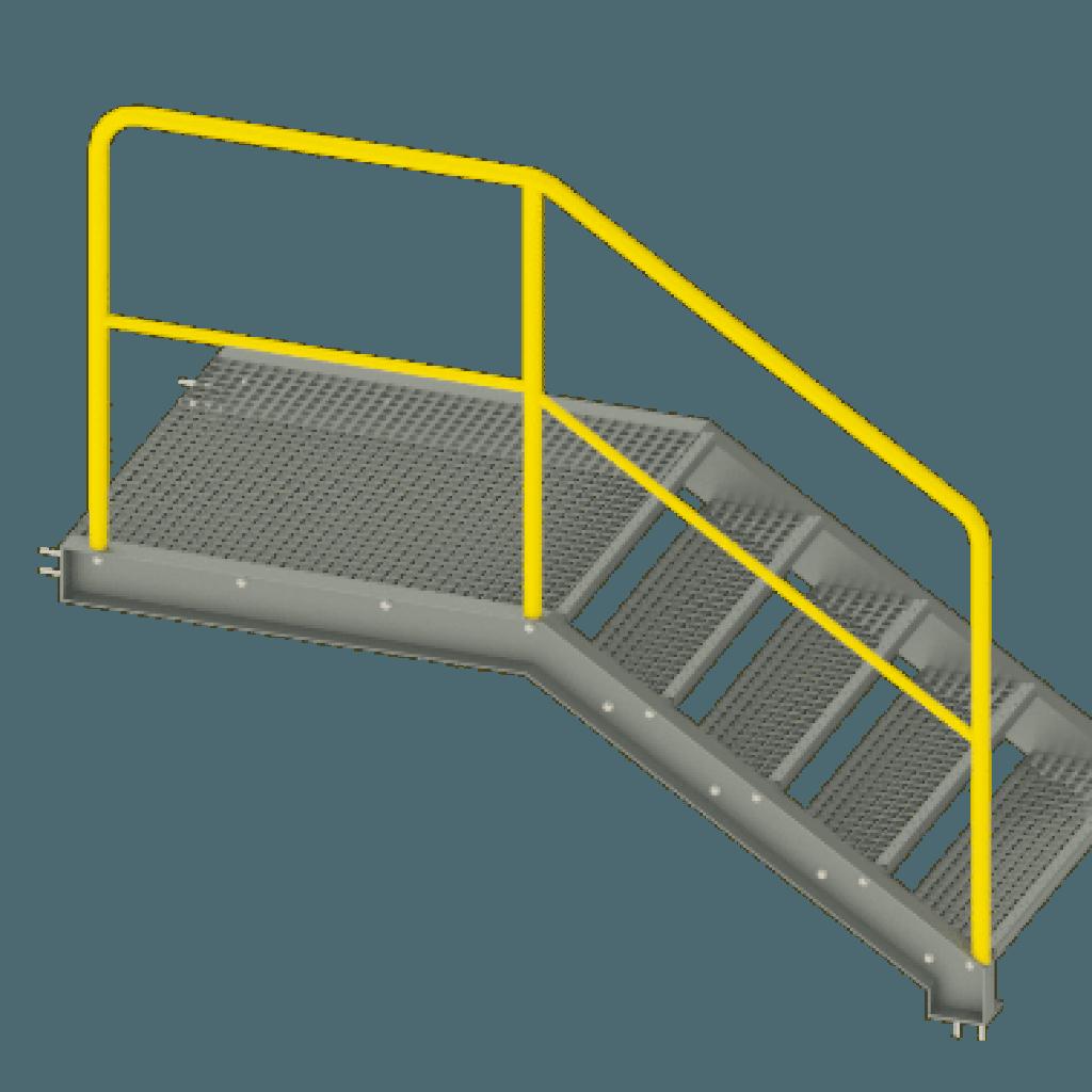 balustrada przemysłowa
