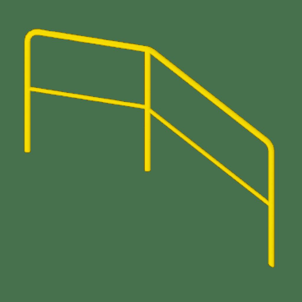 barierka przemysłowa