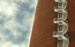 schody przemysłowe