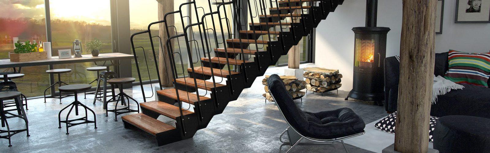 Modulární schody asta