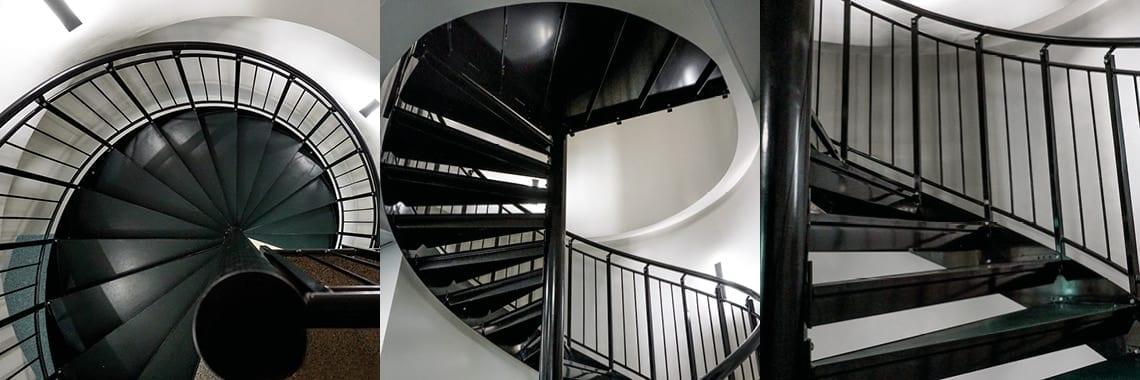 Schody spiralne pojawiły się w kolejnym szwedzkim mieście – Göteborg