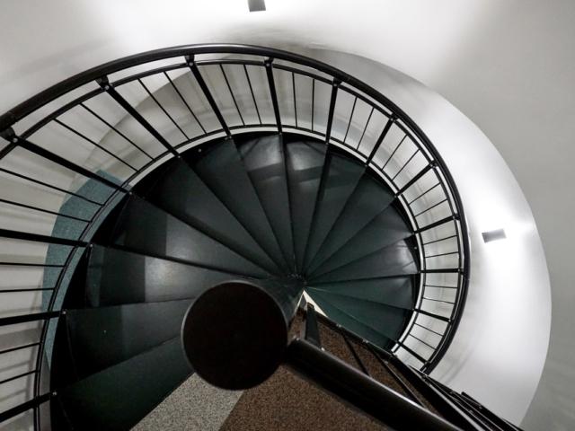 Schody Spiralne TLC Szwecja Goeteborg