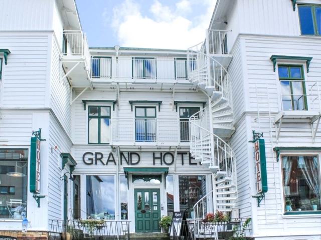 Schody Spiralne TLC w Grand Hotel Lysekil Szwecja