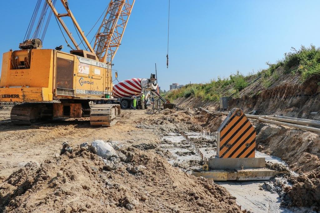 System do budowy ścian szczelinowych