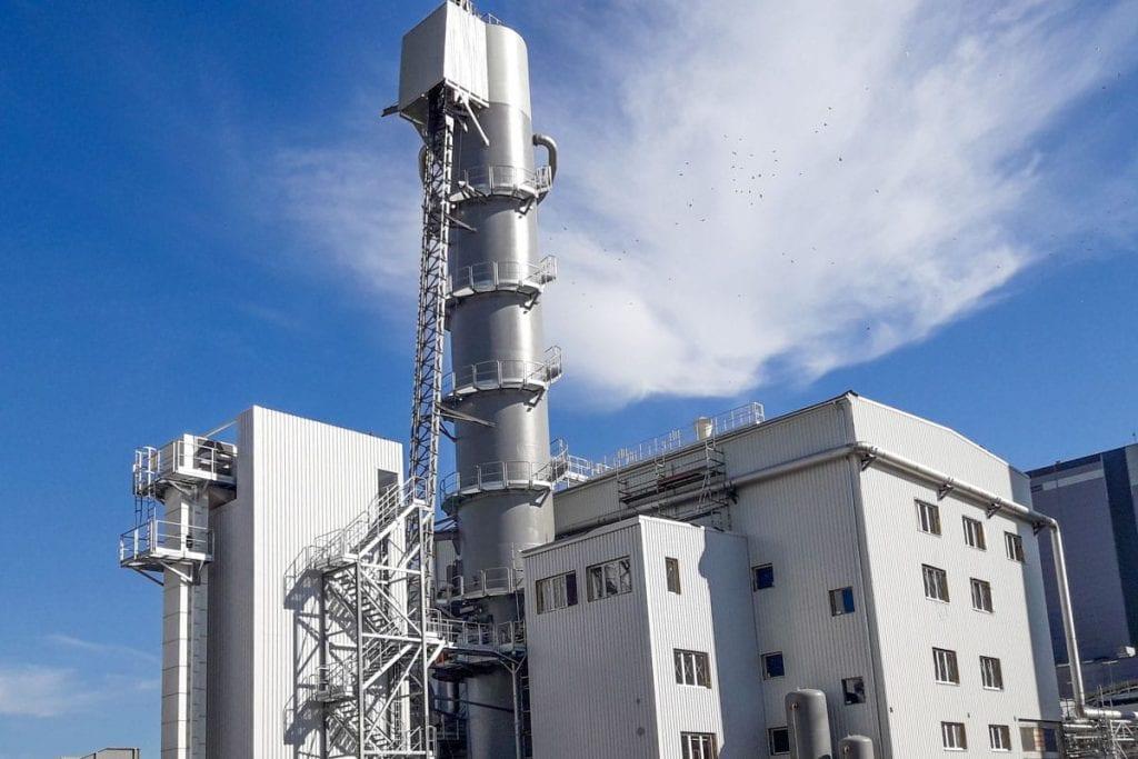 System komunikacji TLC cukrownia diamant Środa Wielkopolska