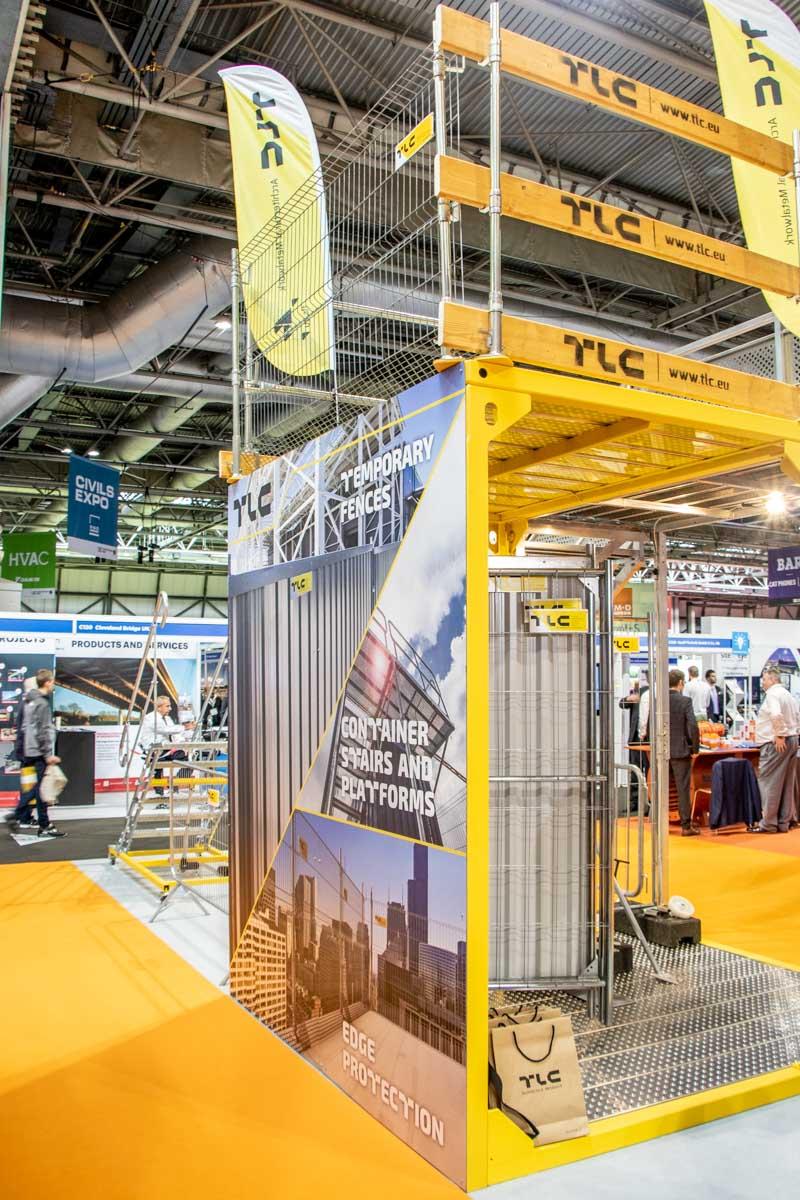 Relacja TLC z targów United Kingdom Construction Week Birmingham 2018