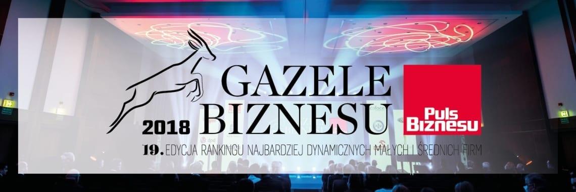 """TLC """"GAZELĄ BIZNESU"""" W 2018 ROKU!"""