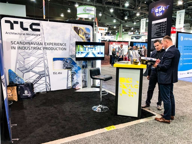 tlc targi las vegas world of concrete