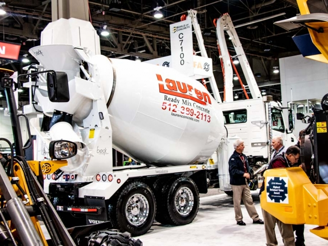 tlc targi las vegas world of concrete www