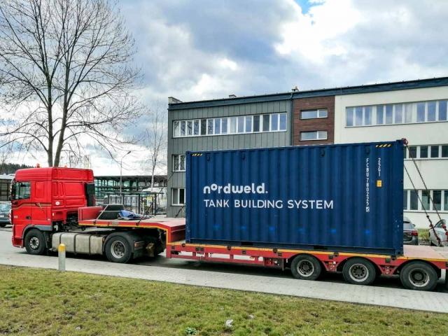 nordweld tank building system pod tlc hd-2 EDIT www