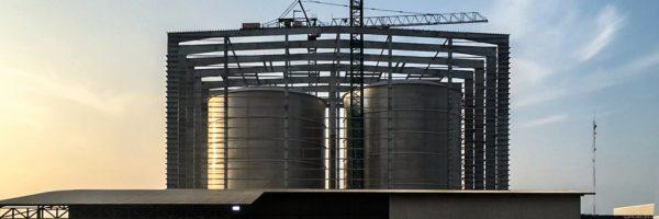 W Meksyku powstają nowe zbiorniki wielkogabarytowe przy pomocy sprzętu Nordweld Tank Building System