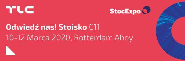Będziemy na targach StocExpo 2020!