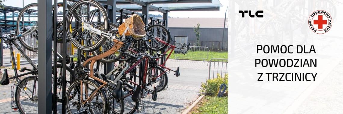 Akcja rowerowa pomoc dla powodzian