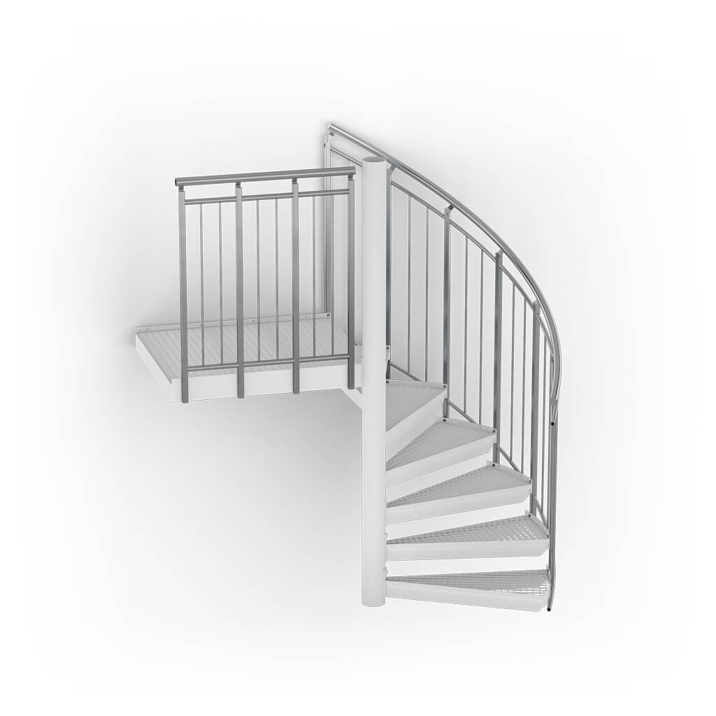 Barierki do schodów