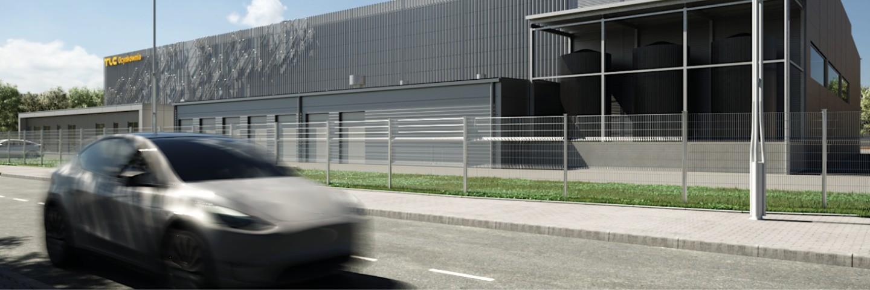 Największa inwestycja od powstania Grupy TLC – rusza budowa Ocynkowni wraz z centrum logistycznym.