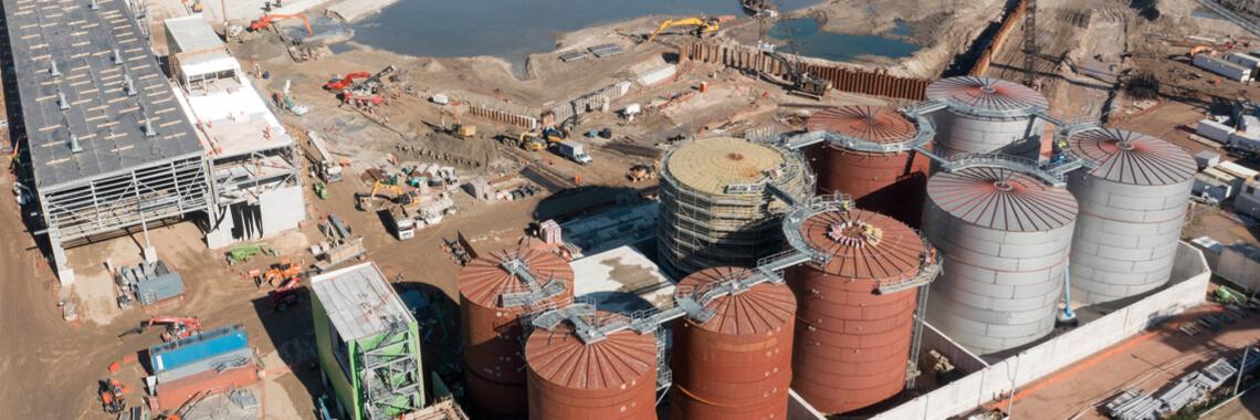 You are currently viewing Urugwaj – budowa 11 zbiorników stalowych